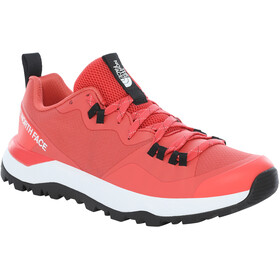 The North Face Activist Lite Zapatillas Mujer, cayenne red/tnf black